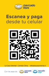 Código QR Mercado Pago